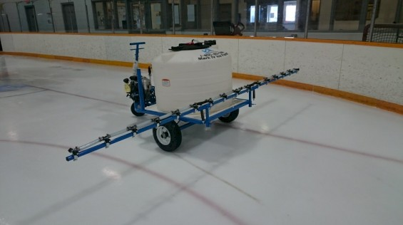 MARK IV Ice Painter