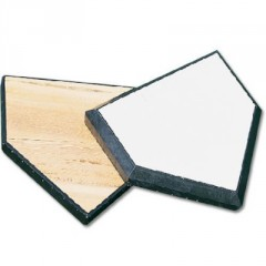 McGregor Wood Filled Home Plate