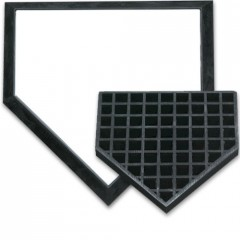 Schutt Hollywood Bury-All Home Plate