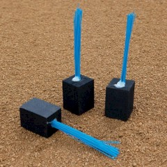 Big League Base Plugs