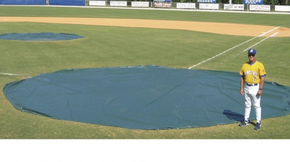 Weighted Field Tarps