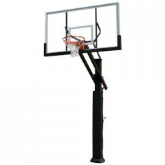 Grizzly Adjustable Basketball Outdoor Systems
