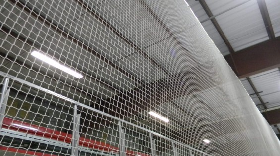 Arena Protective Netting