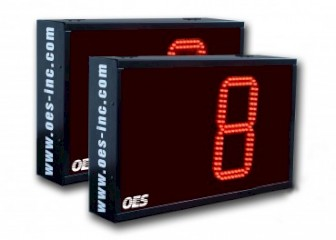 Shot Clock - Ringette, WaterPolo, Lacrosse & Basketball