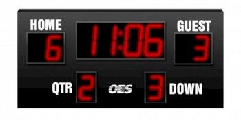 Scoreboard - 8100 Football, Field Hockey