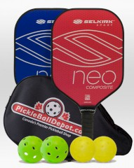Selkirk NEO 2 Paddle Package