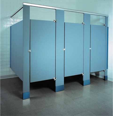 Bathroom Partitions - Custom bathroom partitions